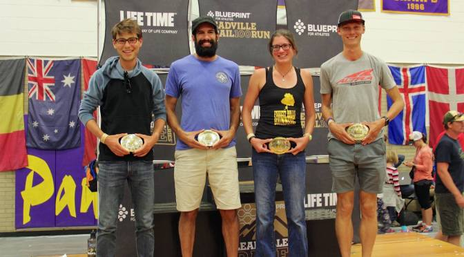 Buckle Up: Harvard Friends Strike Gold at Leadville