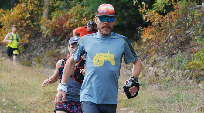 Telus, Brinkert Notch 100K Course Records at TARC 100
