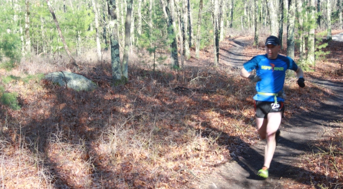 Uxbridge's Goat Hill 50K Encourages Runners to Embrace Inner Mountain Goat