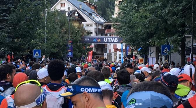 Seven from Massachusetts Run the Alps at UTMB Races