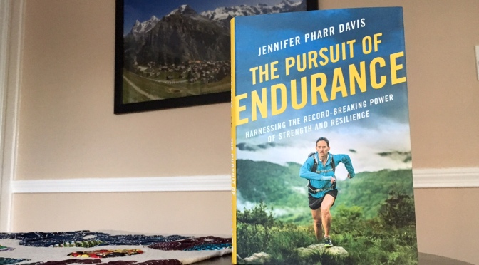 Endurance Legend Pharr Davis to Speak May 10 in Natick