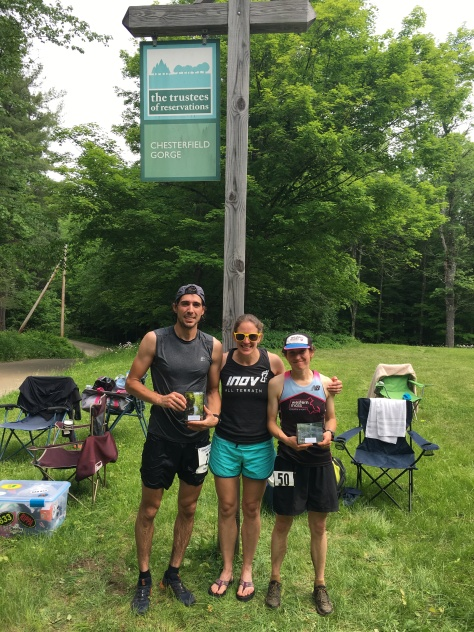 Chesterfield Gorge 50K - Matt Howard-Kelsey Allen