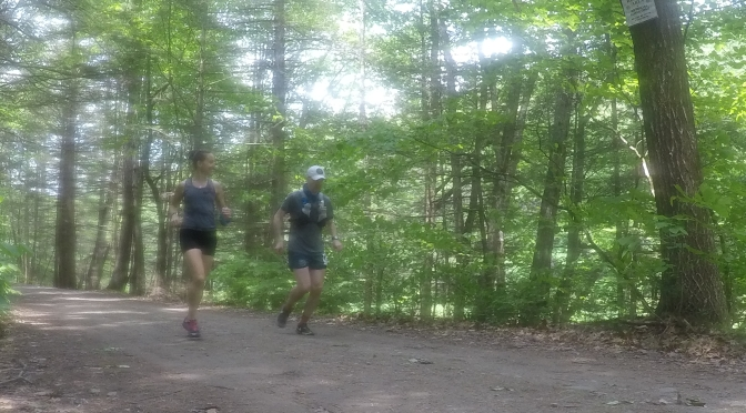 Trio of Women Earn Victories at Inaugural Chesterfield Gorge Ultra