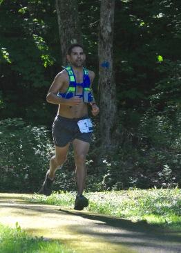 Shaun Berard - Free to Run 50M - Photo by Chris Wristen