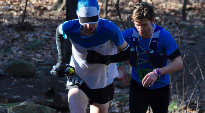 Teamwork Propels Caron, Sinclair to Record-Setting Efforts at Fells Winter Ultra