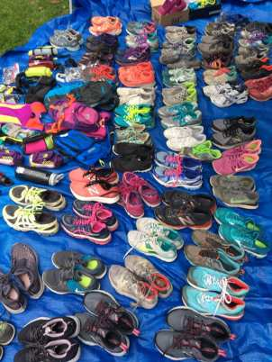 Free to Run 2019 shoe donation