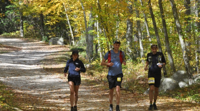 From Behind-the-Scenes Star to 100-Mile Finisher, LeBlanc Goes the Distance
