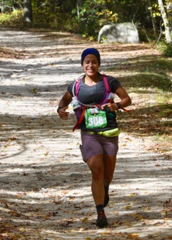 Marissa Rivera - Midstate Massive 30-mile 1st place