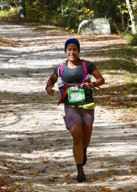 Marissa Rivera - Midstate Massive 30-mile 1st place