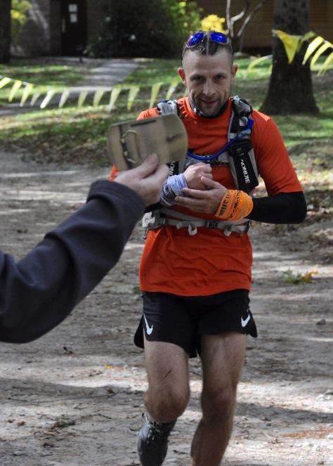Scott Parr - 100M finisher