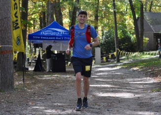 Jeff LeBlanc 3 - 100M finisher