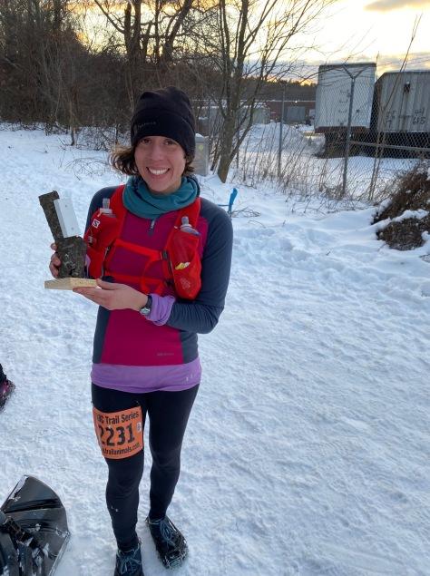 Marina Santiago - 40M champ