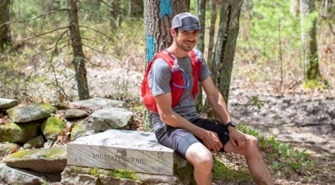 Massive Performance: Cutler Smashes Midstate FKT in Unsupported Style