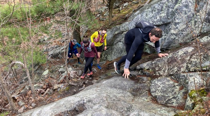Results: Trail Animals' 'Don't Run Boston' 50K and 50-Mile